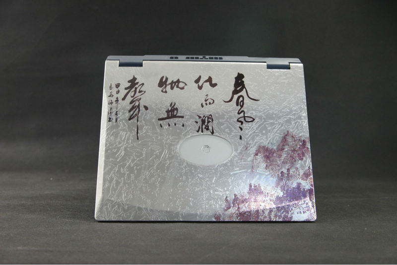 fashion design paper or plastic sticker for laptop surface