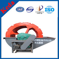Good technical factory direct sale small sand washer / sand making machine