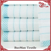 China manufacturer soft yarn dyed 100 cotton bleach proof salon towel