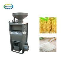 China good price Brown rice sheller/small mill/ milling machine manufacture