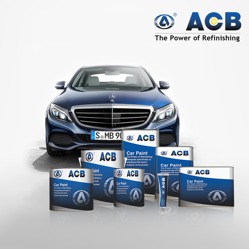 ACB The best car paint magic coat for rich gloss