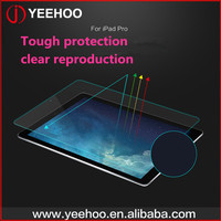 12.9 Inch 9H Hardness HD Clear Tablet Tempered glass screen protector for IPad Pro