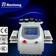 Portable 40K cavitation lipo lasers to remove fat machine for home use