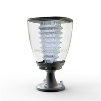 1W 360 Degree Tulip Solar Garden Light Led Garden Light