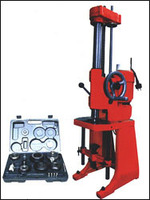 T806 portable electric motorcycle cylinder boring machine