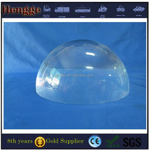 Clear decoration plastic acrylic dome plexiglass hollow balls