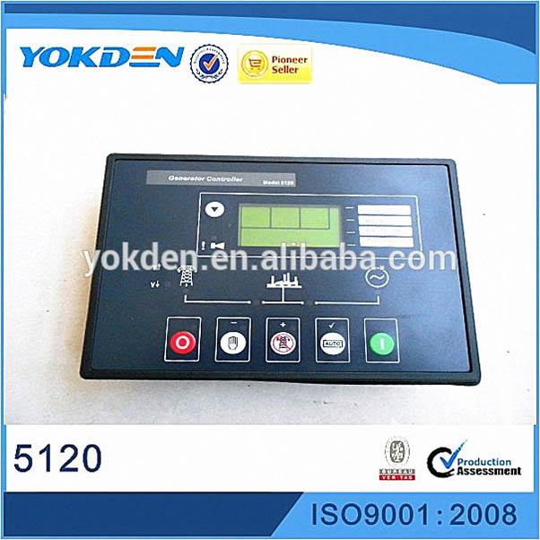Genset Controller Automatic Start Module control panel 5120