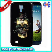 2013 HOT!!!NEW ARRIVAL MAGIC Ghost FANTASY COVER CASE FOR SAMSUNG GALAXY S4 I9500 CELL PHONE