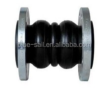 Henan blue sail High Flexibility Rubber Expansion Joint with Flange