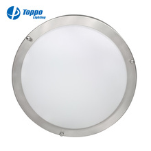 Shenzhen Toppo Metal Ring 100lm/w with Emergency function high quality 22W Led Ceiling Light