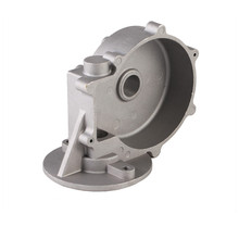motorcycle spare parts die casting part electric motor housing factory price china