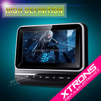 2016 NEW! Xtrons HD7MINI 7 inch TFT screen portable headrest dvd player for car