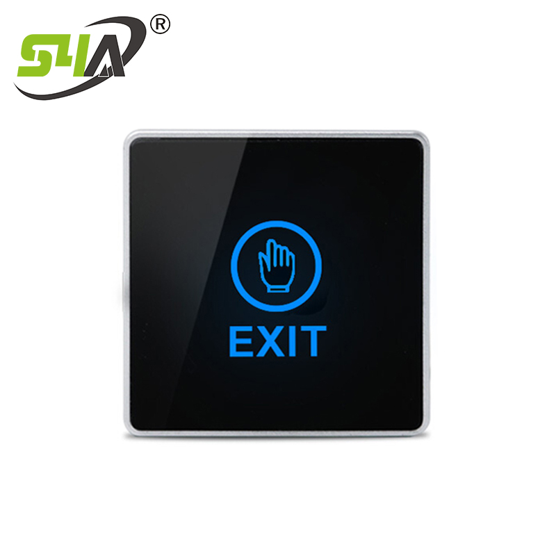 Security Touch Sensor exist push button door release <strong>switch</strong>