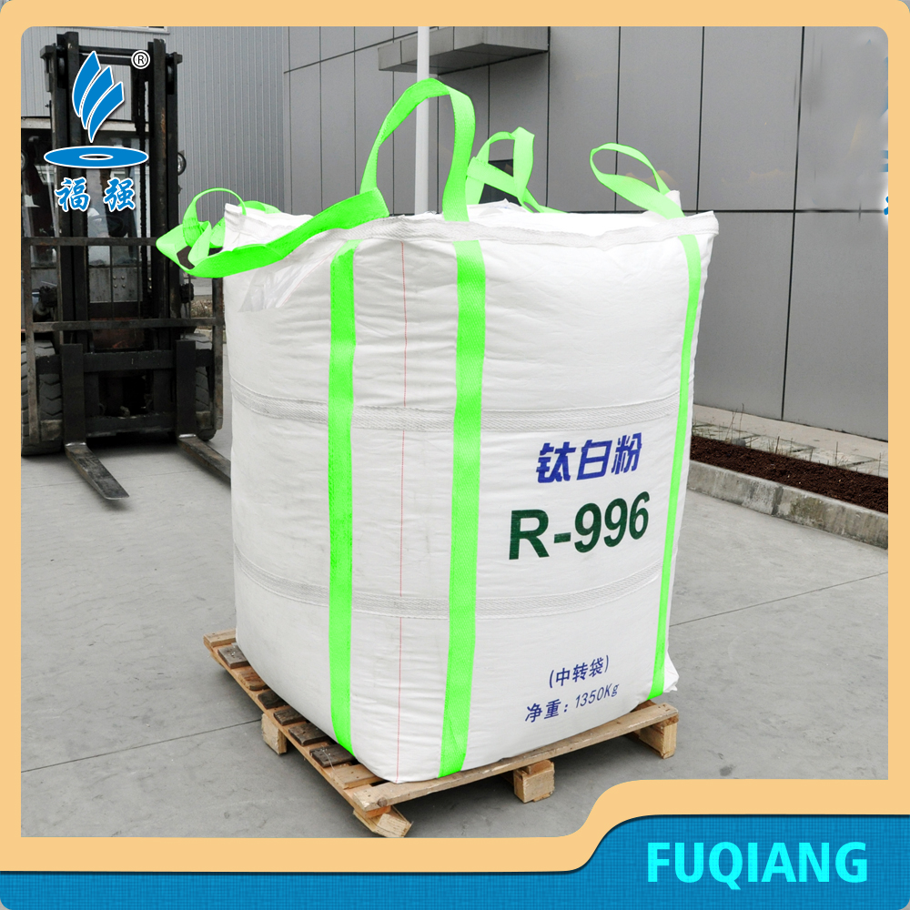 Big bitumen bulk poly bag