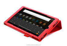 Cheap Wholesale Factory Customzied New Popular Design Stand and Flid Tablet Cover Case For Kindle Fire HD 7inch