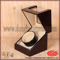 Wholesale individual fancy gift wooden jewelry box for bracelet