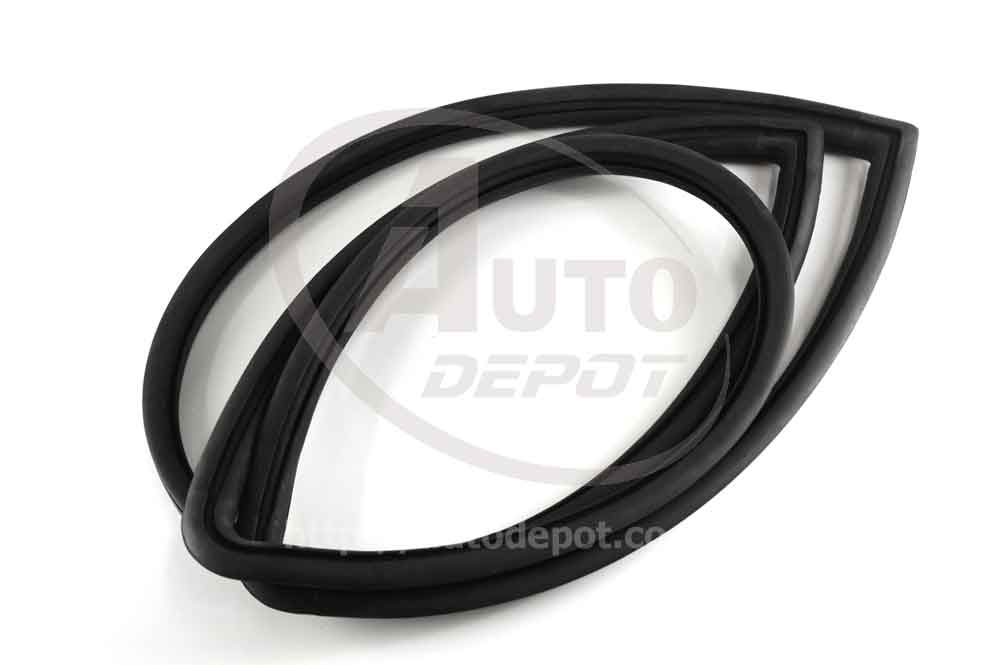 Windshield rubber Toyota KP60 Starlet Front 56121-10100 auto body aftermarket spare parts and car accessory