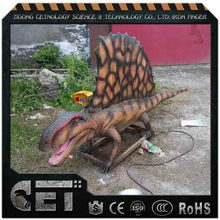 Cetnology-Outdoor and indoor dinosaur sculpture for amusement park decoration