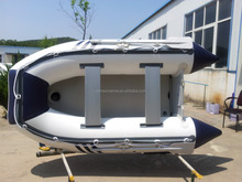 PVC inflatable sport boat with Airmat floor