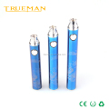 E-cigarette wholesale price 3.7v~4.2v full power dragon HAHA evod passthrough battery