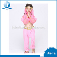 Party belly dance Costumes for Kids Pink Carnival Costumes Cosplay Uniform