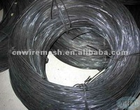 14 gauge black annealed tie wire(factory&ISO9001)