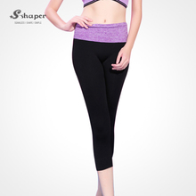 S-SHAPER New Arrivals Woman Yoga Pants Fitness Tight Yoga Jogging Capri Pants