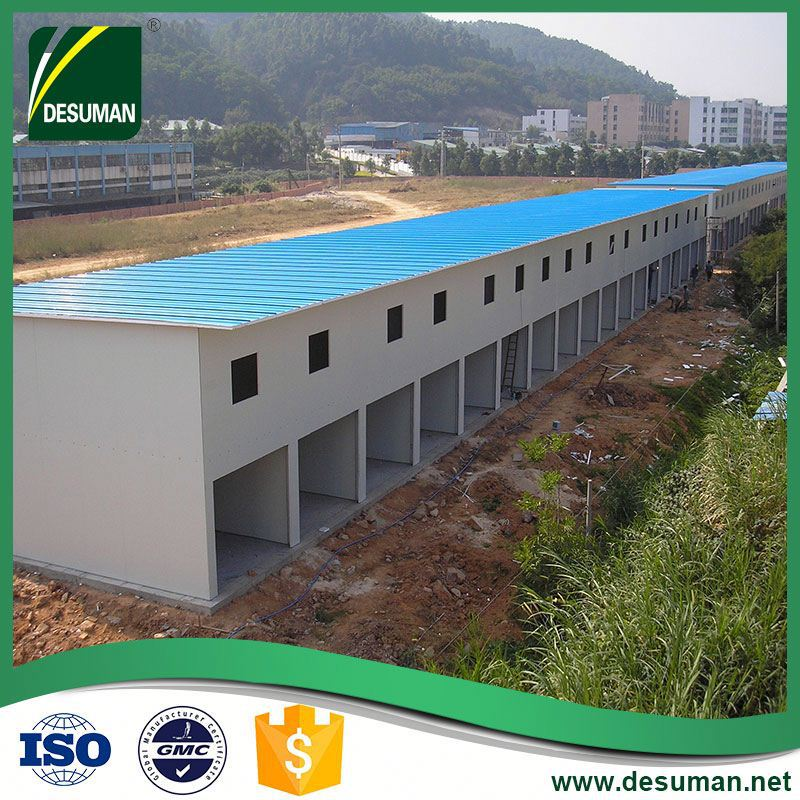 DESUMAN export to usa customized easy installation manufactured mobile homes