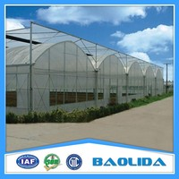 Arch Roof Greenhouse plastic film greenhouse