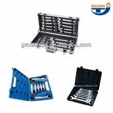 Factory Direct Sales Of High Quality Box Combination Spanner Set