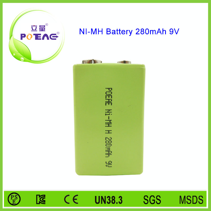 Factory hot sale nimh 8.4v 900mah battery pack