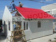 prefab container cabins for hotel/office/apartment/toilet/warehouse