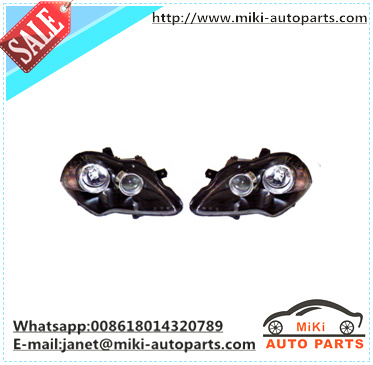 wholesale high quality headlight for Brilliance FRV 2008 auto spare parts