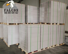 White Coated Food Grade Pressed Waste Manila Duplex Paper Board