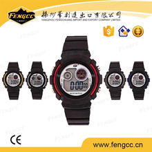 2016 plastic waterproof automatic cheap custom logo watches