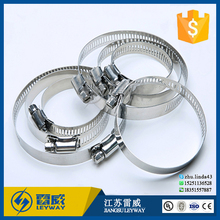 compression wing nut large tool adjustable pipe hose clamp