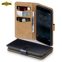 Touch Leather Cover For Nokia 5 Leather Back Stand Case