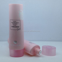 50g pink full printing empty packaging tube for sleeping mask