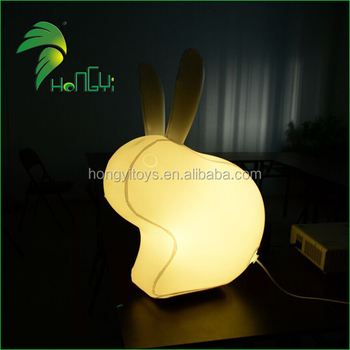 Inflatable Decorative LED Balloon for Sale