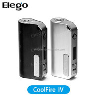 Innokin electronic cigarette wholesale iTaste cool fire 4 vape, mini box mod e cigarette china