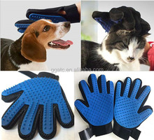 CE ISO Approved Pet Grooming Glove ,Pet Glove Brush,Can be Good Present!, Easy to Use, Grooming Pets everywhere!
