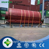 Easy to get Government approval waste plastic pyrolysis oil refining system