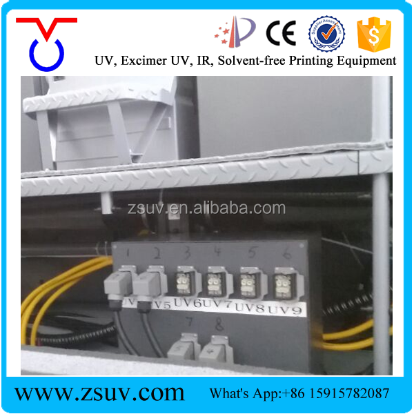 Stable High Quality Zhongshan Youwei Factory Sale uv lamps for drying ink for offset printer Heidelberg CD102