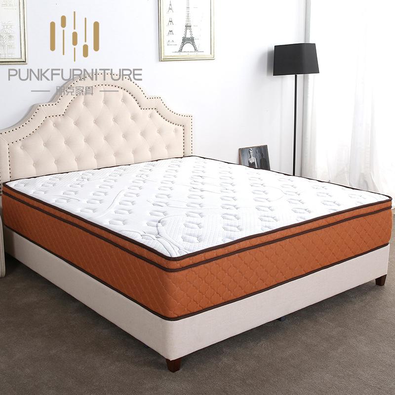 comfortable elegant dreams pillow top mini bread spring mattress for hotel - Jozy Mattress | Jozy.net