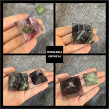 natural quartz crystal pyramid fluorite egypt pyramid for decoration