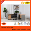 Large L shaped executive desk/modern executive desk