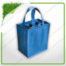 Customer Logo PP non woven shopping bag made in Vietnam export worldwide