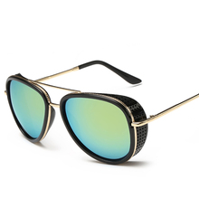 High-end Brand Fashion Unisex Sunglass Classic Metal Framework Effectively Prevent Ultraviolet light 88301