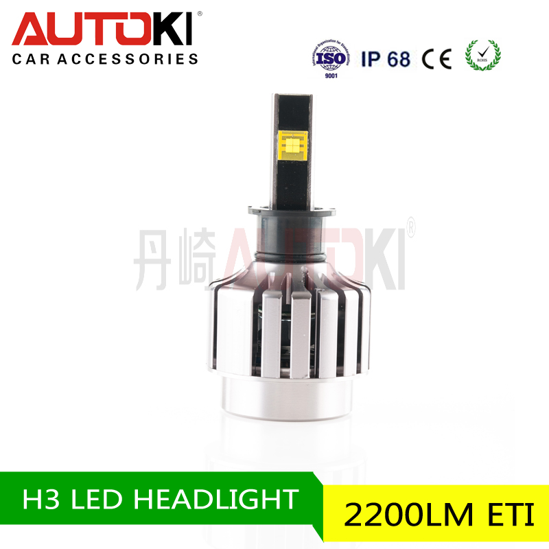 Car Accessory for BMW X1 High Lumen Car LED Bulb H3 LED Lamp Bulb 24V