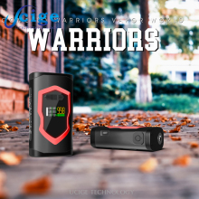 Latest Craze Vapo laisimo warrors 230w have in stock !!!laisimo warriors 230watt tc boxmod 6 colors LED light in stock